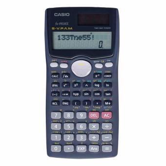 Harga Casio FX-991MS Scientific Calculator with 2-Line Display FX-991M