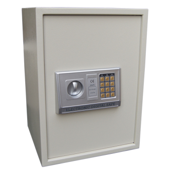iSAFE SF-50 Safe Electronic Digital Safety Vault (Beige) Price Philippines