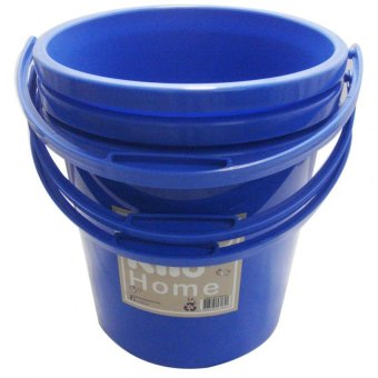 Klio Water Pail Colored 3 Gallon H003 (Blue) Price Philippines