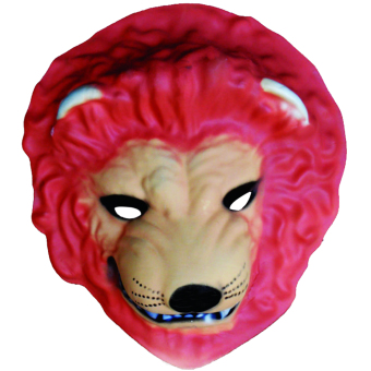 Harga Jolly Animal Mask Lion Set of 1