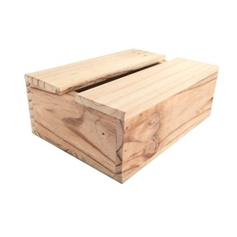 Harga Wood Crates with Lid (Small)