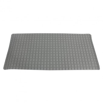 Bathlux Non Slip Suction Rubber Blocks Design Bath Mat Door Mat (Grey) Price Philippines