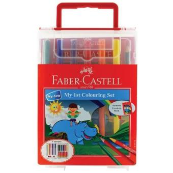 Harga Faber-Castell First Coloring Set