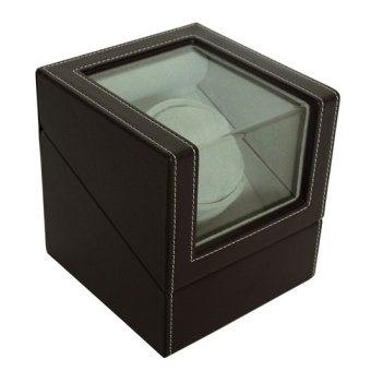 Watch Winder WW2113 Leather Single (Brown) Price Philippines
