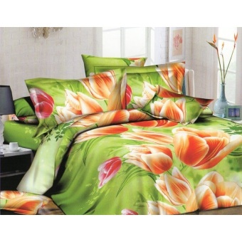 Bedtime Single Size Bedsheet 3 Piece Set (Sarah) Price Philippines