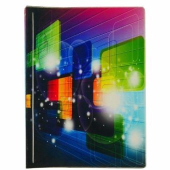 Multicolor Signature Binder Notebook BN1402 698398 Price Philippines