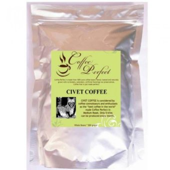 Harga Coffee Perfect Civet Coffee 500g (Whole Beans)