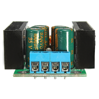 Harga DC-DC CC CV Buck Converter Step-down Power Supply Module 7-32V to 0.8-28V 12A