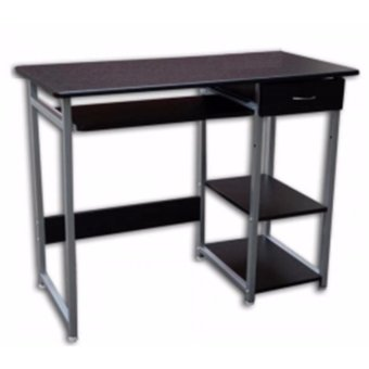 MyHomeLP Ava Computer Table (Wenge) Price Philippines