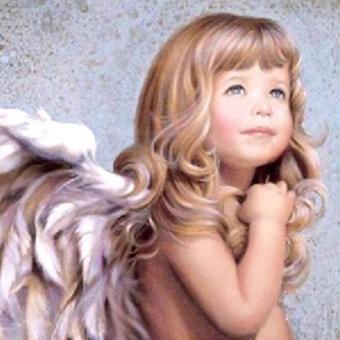 OEM Diamond Embroidery 5d diy Full Stickers Diamond Painting Cross Stitch Kits Angel Girl Kids Bedroom Paintings Wall Decor Price Philippines
