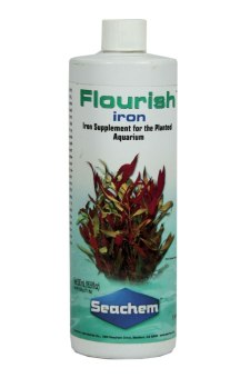 Harga Seachem Flourish Iron 100ml