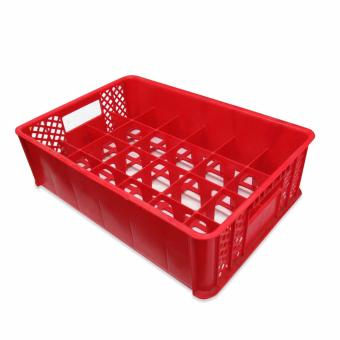 Harga Red Phil-Top Glass Crate H-001 563532