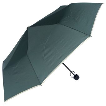 Medc-Three Folds umbrella plain (Moss Green) Price Philippines
