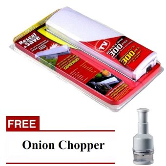 Harga Reseal And Save Bag Sealer with Free Onion Chopper