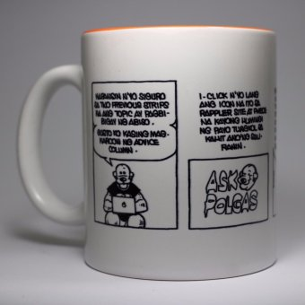 Harga Rappler Xchange Limited Edition Pugad Baboy Mug - Ask Polgas