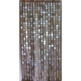 Capiz Shell Curtain (Natural) Price Philippines