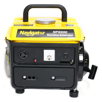 Navigator NV-NPG950 2HP Single Cylinder 2-Stroke OHV Gasoline Generator (Yellow) Price Philippines