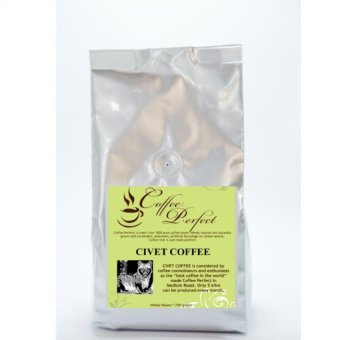 Harga Coffee Perfect Civet Coffee 250g (Whole Beans)