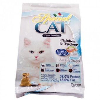Harga Special Cat All Life Stages Cat Food 7kg (White)