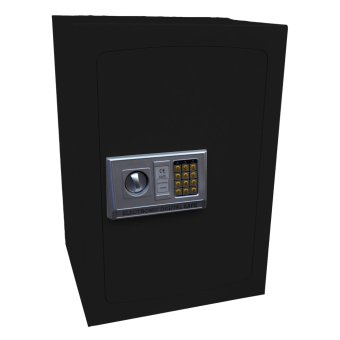 iSAFE SF-60F Fireproof Safe Electronic Digital Safety Vault - Hotel, Home & Office Safety Vault (Black) Price Philippines