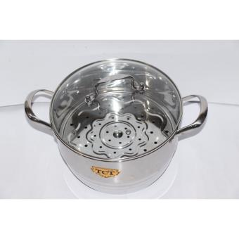 Harga TCT Stainless Steel Soup Pot 26cm