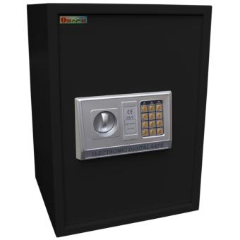 iSAFE SF-50 Safe Electronic Digital Safety Vault - Hotel, Home & Office Safety Vault (Black) Price Philippines