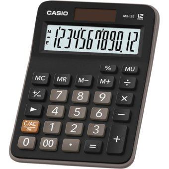 Casio MX-12 B Calculator Price Philippines