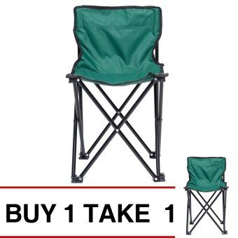 Foldable Chair Medium (Moss Green) Buy 1 Take 1 Price Philippines