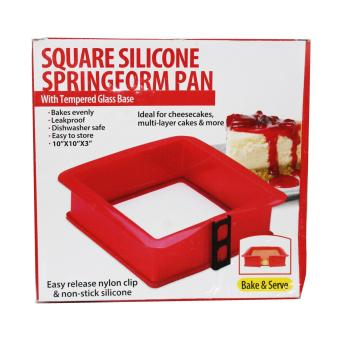 Square Silicone Spring Form Pan Price Philippines