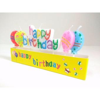 Harga Happy birthday Greeting Candles