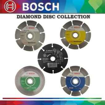 Harga Bosch Diamond Disc Collection