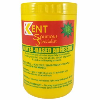 Kent Solution Water-Based Adhesive (1 kilo) Price Philippines