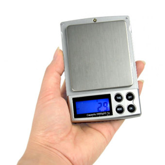 Harga Astar Pocket Digital Weigh Scale 2000g x 0.1g