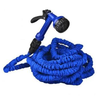 QF Expandable Flexible Garden Hose 25ft (Blue) Price Philippines