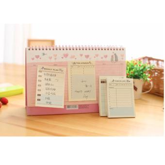 Weekly Monthly Planner Post It (4 Desihns Set) Price Philippines