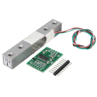 1KG Scale Load Cell Weight Weighing Sensor+HX711 Weighing Sensor 24bit AD Module - intl Price Philippines
