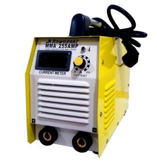 JR Kawasaki MMA-255 Inverter Welding Machine (Yellow) Price Philippines