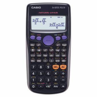 Harga Casio FX-82ESPLUSBK Display Scientific Calculations Calculator with 252 Functions FX-82ESPLUSBK