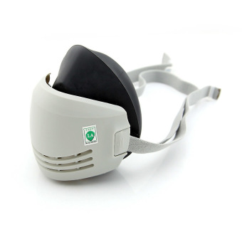 eMylo Silicone Half Face Dust Respirator Mask With Adjustable Strap Price Philippines