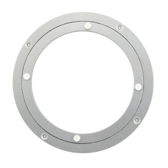 eMylo Diameter 300mm Aluminum Lazy Susan Turntable Bearings for Dining-table Price Philippines