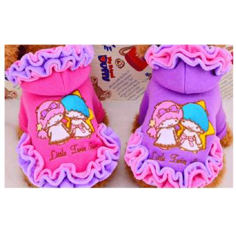 Harga Little Twin Stars Laced Hoodie