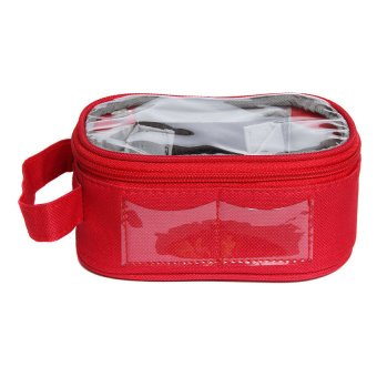 Le Organize Electronic Organizer Small (Red) Price Philippines