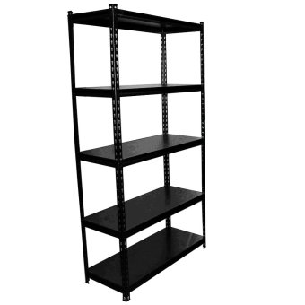 Harga Vistron Steel Rack 5L, 150kgs SRL-150B (steel black)