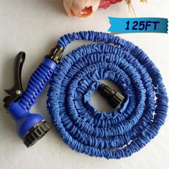Hot Selling 125FT Garden Hose Expandable Magic Flexible Water Hose EU Hose Plastic Hoses Pipe With Spray Gun To Watering Price Philippines