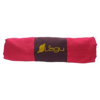 Lagu Vino Beach Blanket (Red) Price Philippines