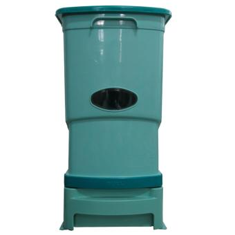 Harga Clean Club Rice Dispenser 15kg (Green)