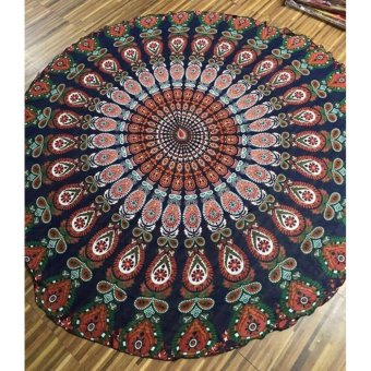 Beach Towel Mandala (BLUE) Price Philippines