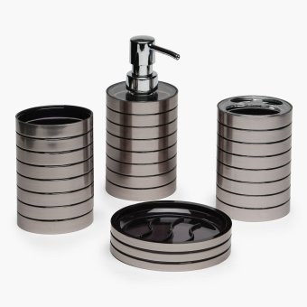 Home@Home Bathroom Organizer (Set of 4) Price Philippines
