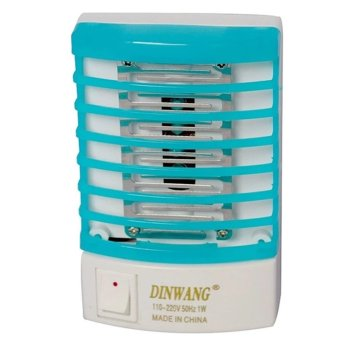 Harga Electric Mosquito Killer (Blue)
