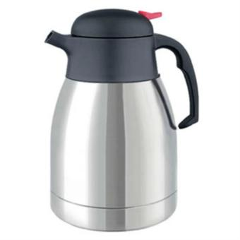 Harga Vacuum coffee pot Stainless steel coffee pot high quality heat resistant coffee pot capacity 1.5L - Intl